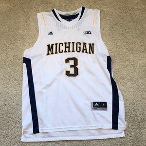 University of Michigan Trey Burke Jersey